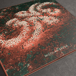 Experiment with cinema 4D and after effects for a piece of motion design.